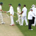 Aussies wield the axe