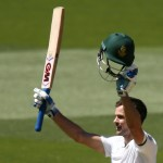 Cook sizzles at St George's