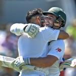 Duminy and Elgar crush Aussies