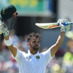 Duminy and Elgar tons crush Aussies
