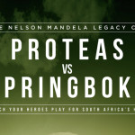 Springboks take on the Proteas