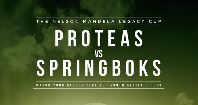 Springboks take on the Proteas