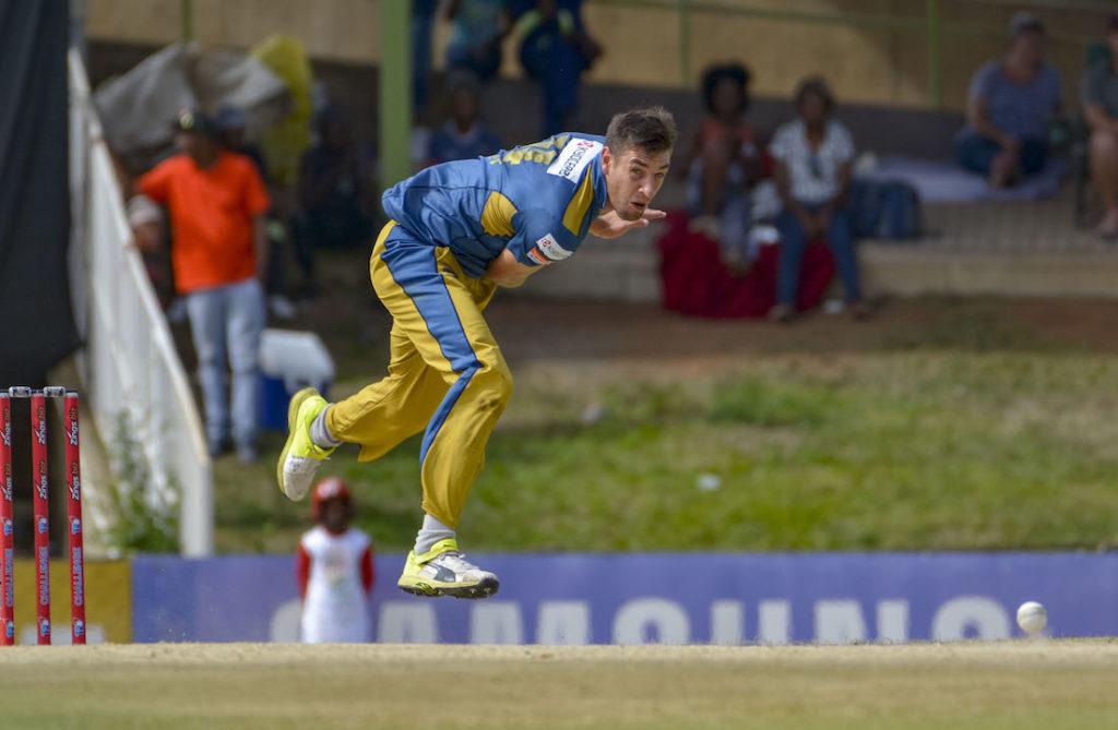 Olivier's four against Sri Lanka