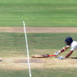 Duminy's crucial run-out