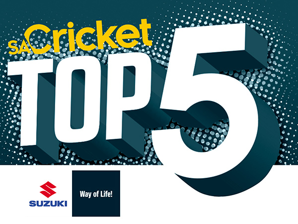 TOP 5: T20 Challenge performers