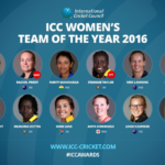 Luus named in ICC Women's Team of the Year