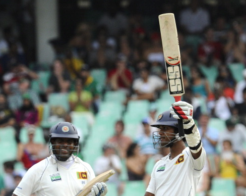 Chandimal finds form in draw