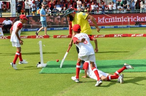 Proteas edge out Mini Cricket kids