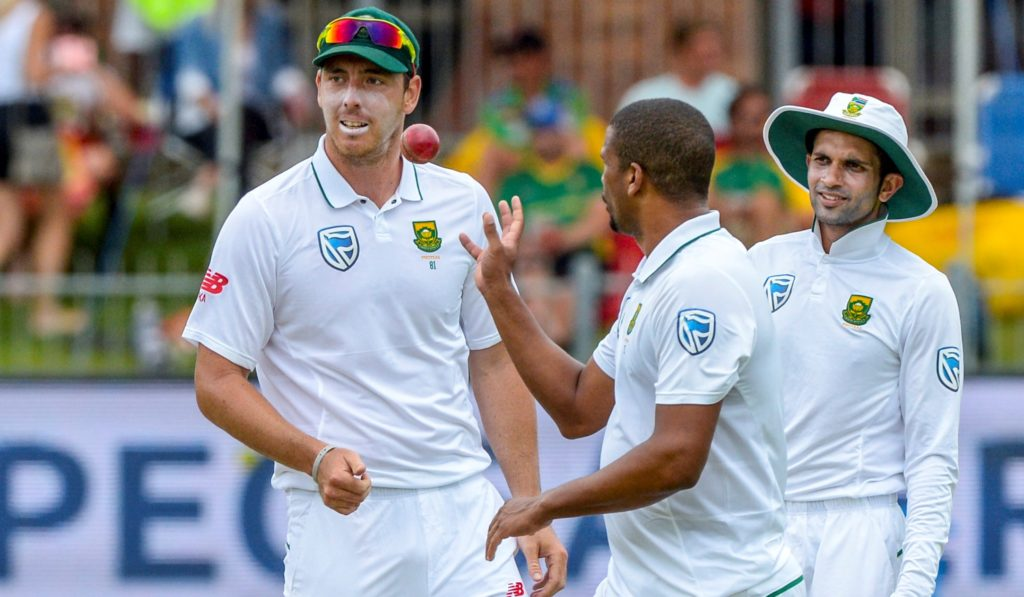 Proteas' bowling dominance