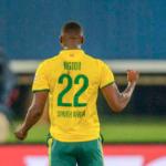 Ngidi, Zondo poised for ODI debut