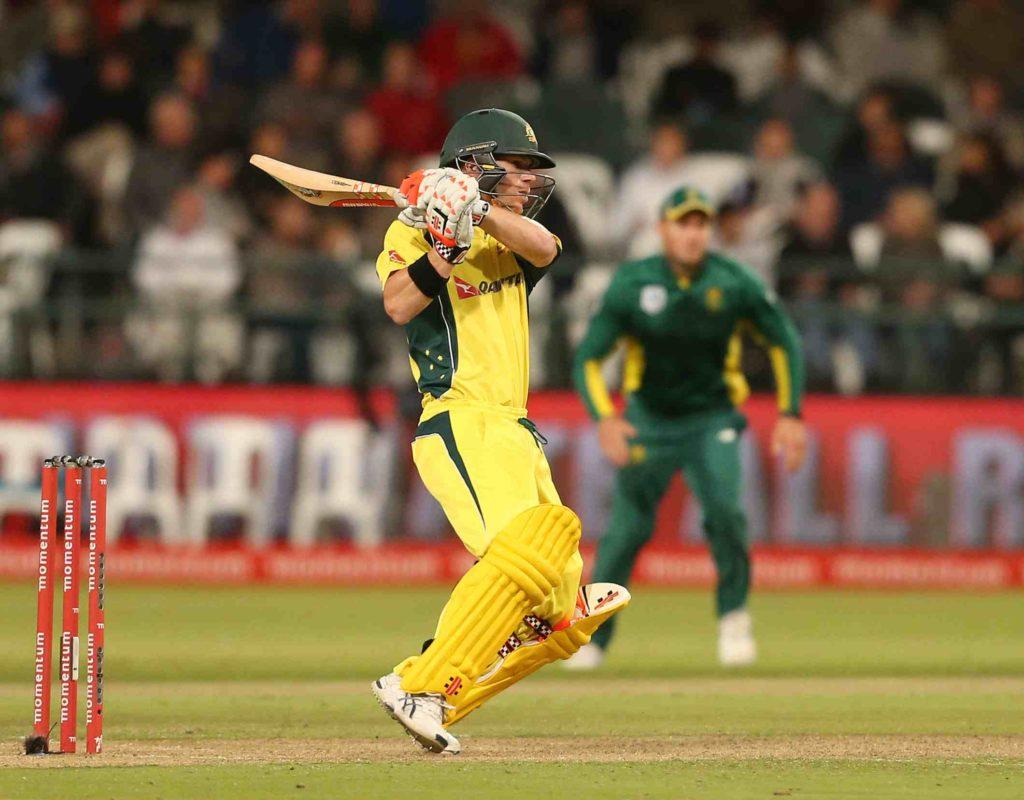 Warner ends AB's ODI reign