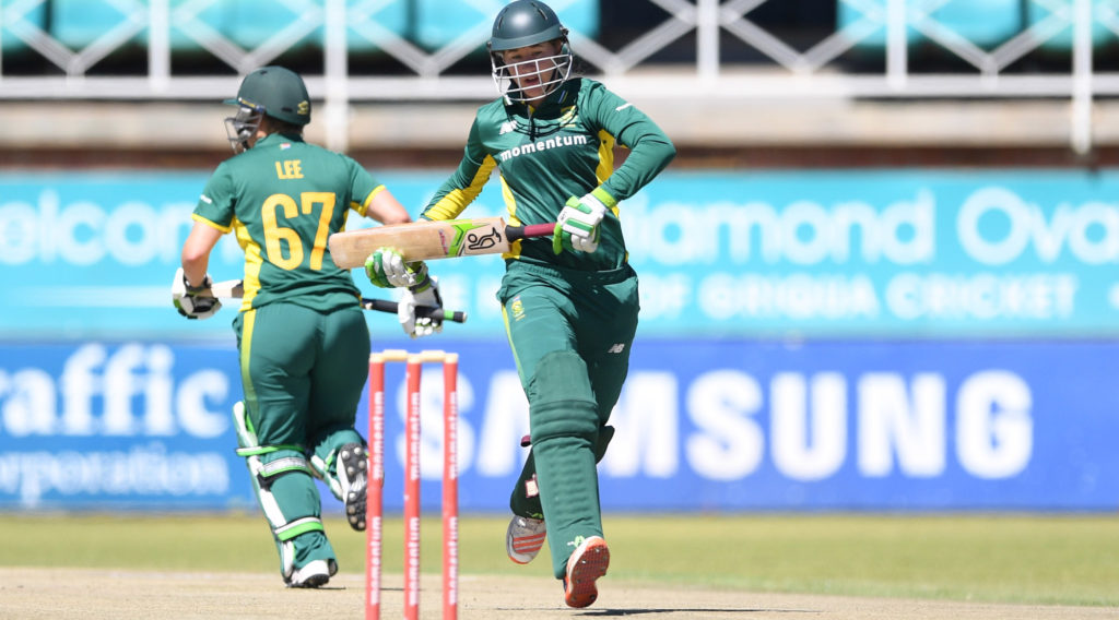 Steyn ton helps Proteas to emphatic victory