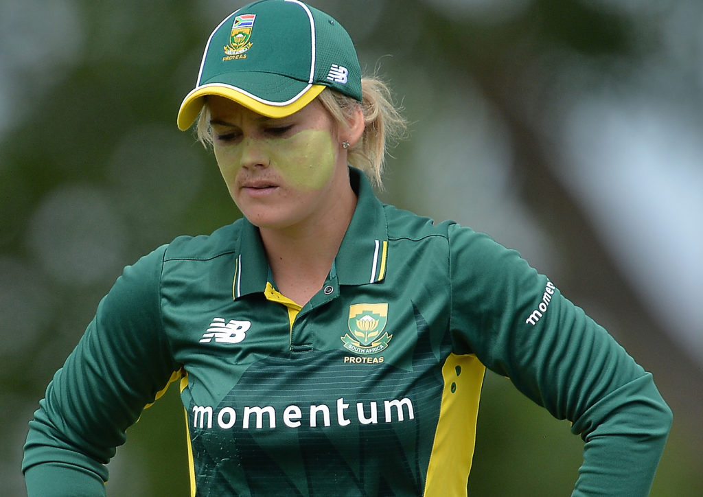 Proteas Women slump to warm-up defeat