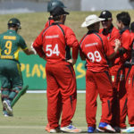 SA U19 suffer first defeat