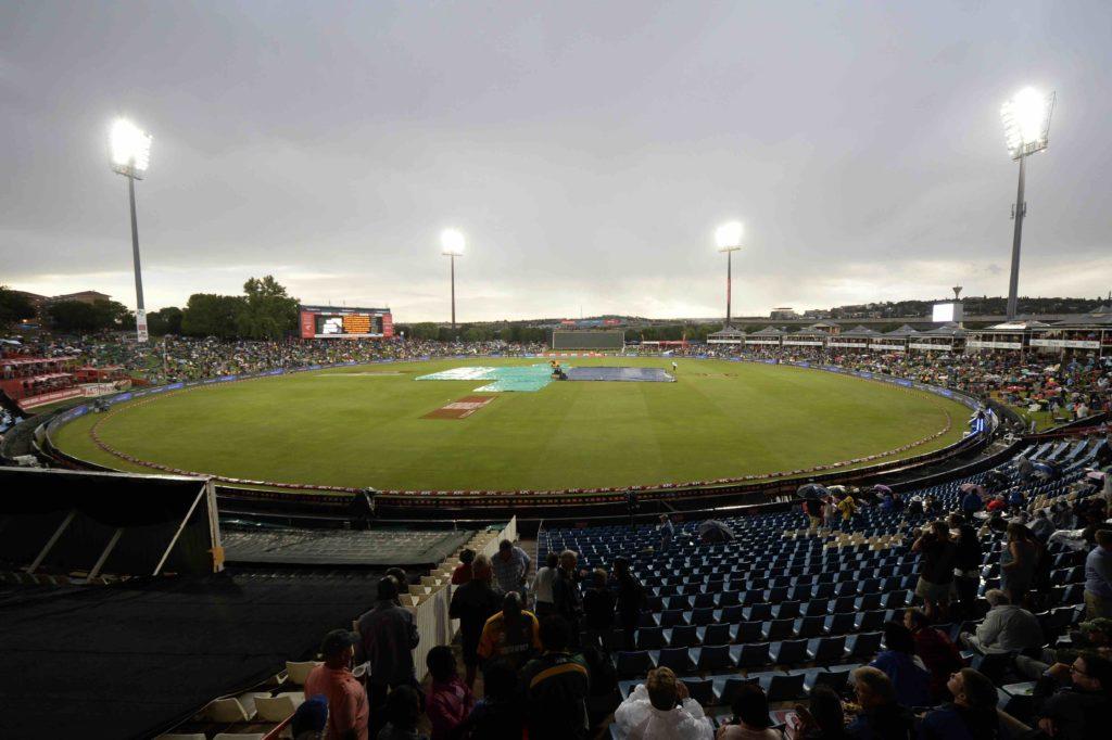 Rain hampers 1st T20