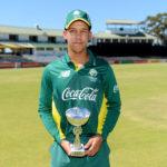 De Klerk sets up SA U19 win