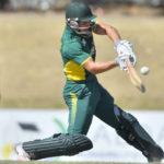 Van Tonder scores 87 in SA U19 win