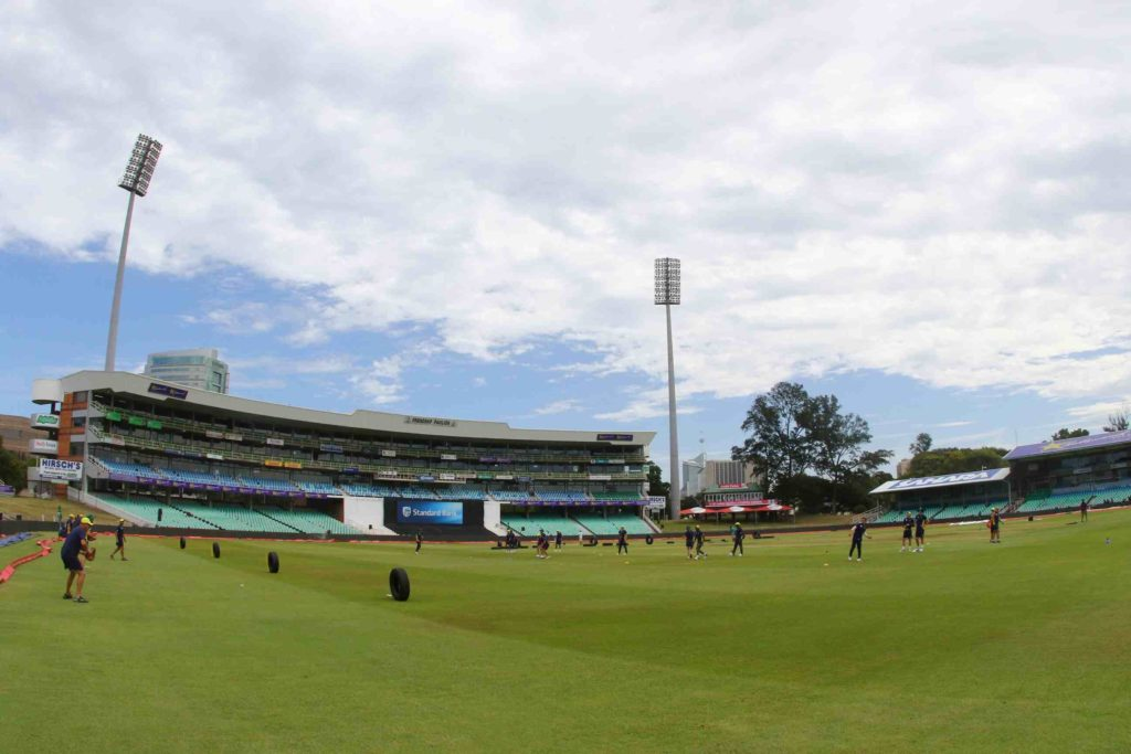 Kingsmead: The stats