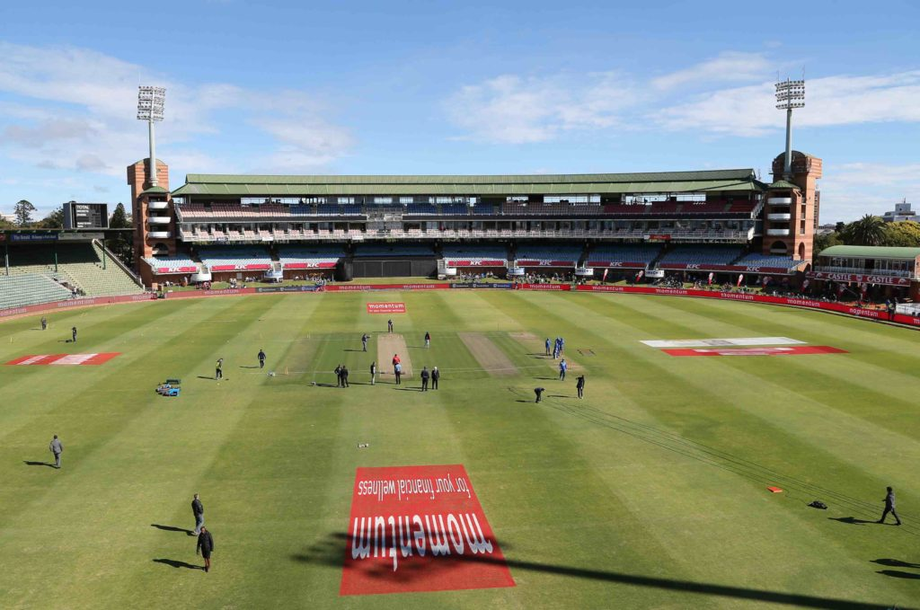SA's oldest Test venue to be revamped