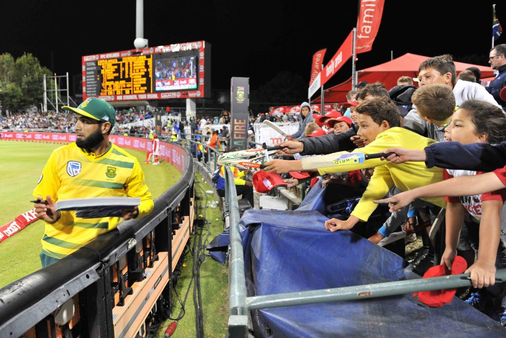 Begin tours with T20s