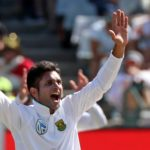 Maharaj puts Lions in a spin