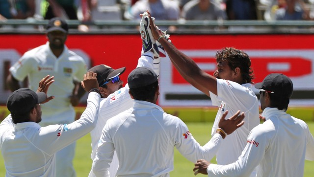 Play of the Day: Lakmal's lash
