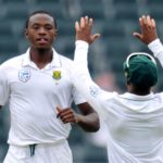 Rabada leads early assault
