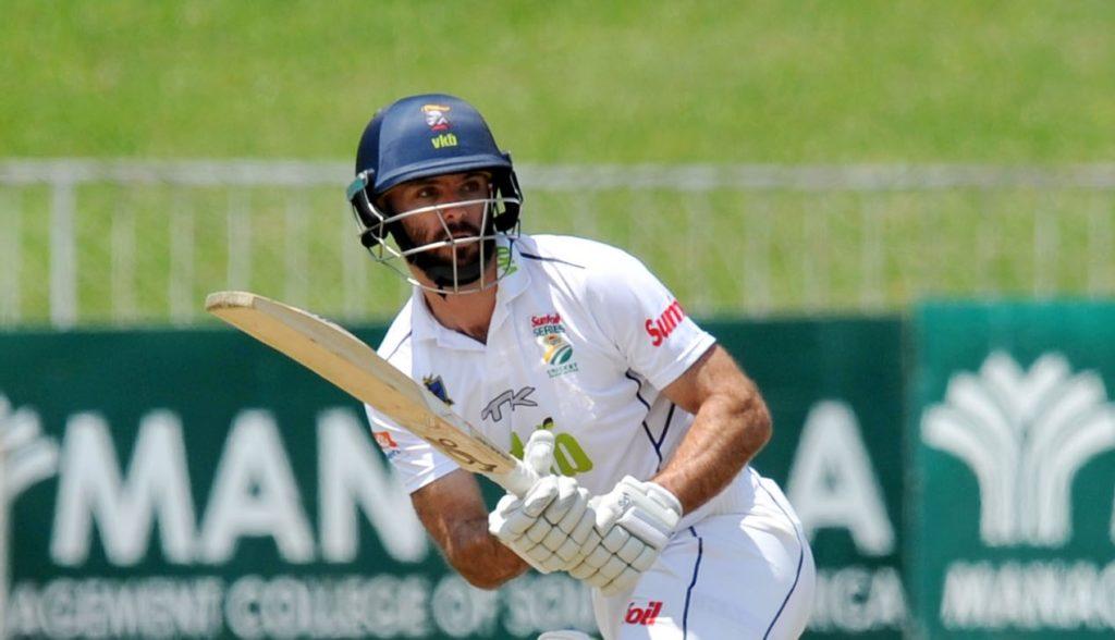 Batsmen reign in warm-up