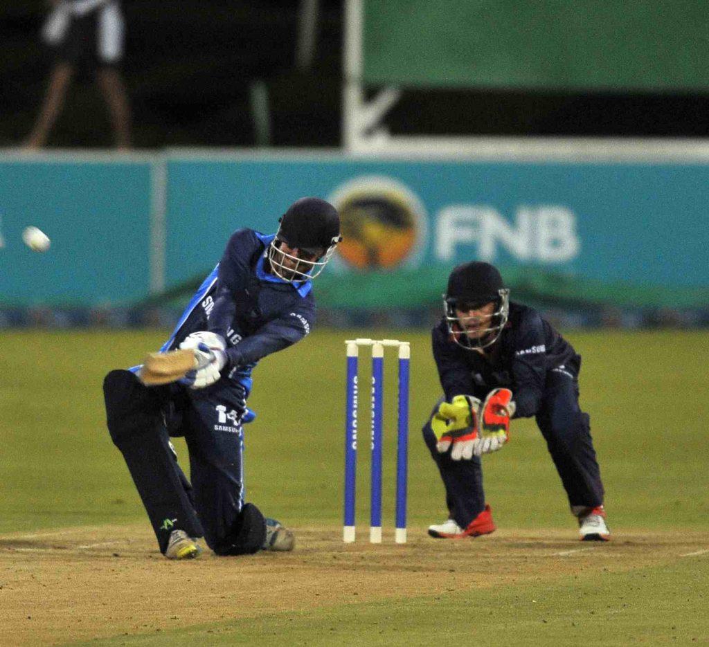 Newby stars in UCT win