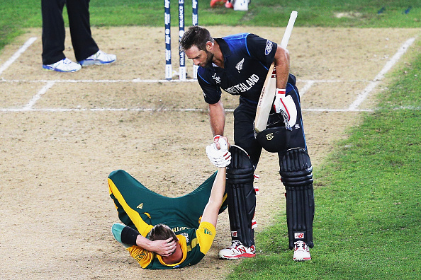 Proteas bat as they return to Auckland