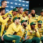 Proteas drop to fifth on T20 rankings