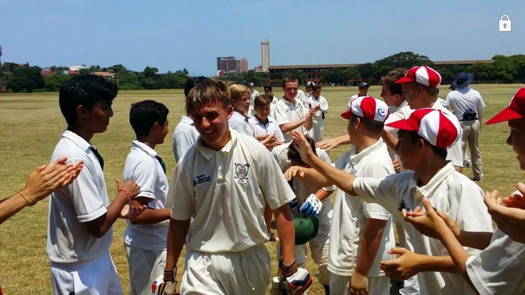 Schoolboy hits 248* in Durban