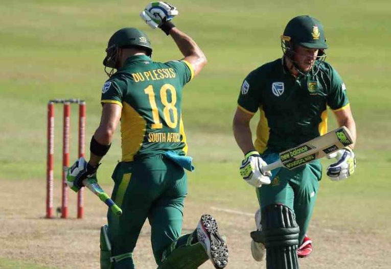 100th ODI an honour for Faf