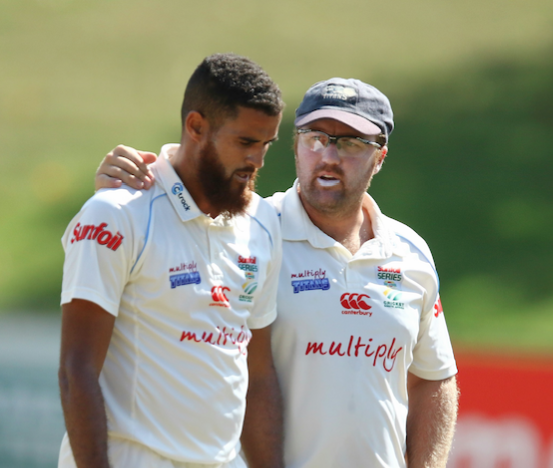 Titans need 266 as title slips