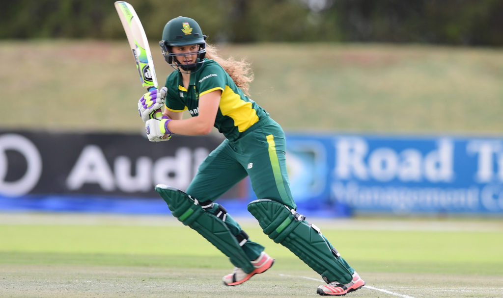 SA Women end Super Sixes on a high