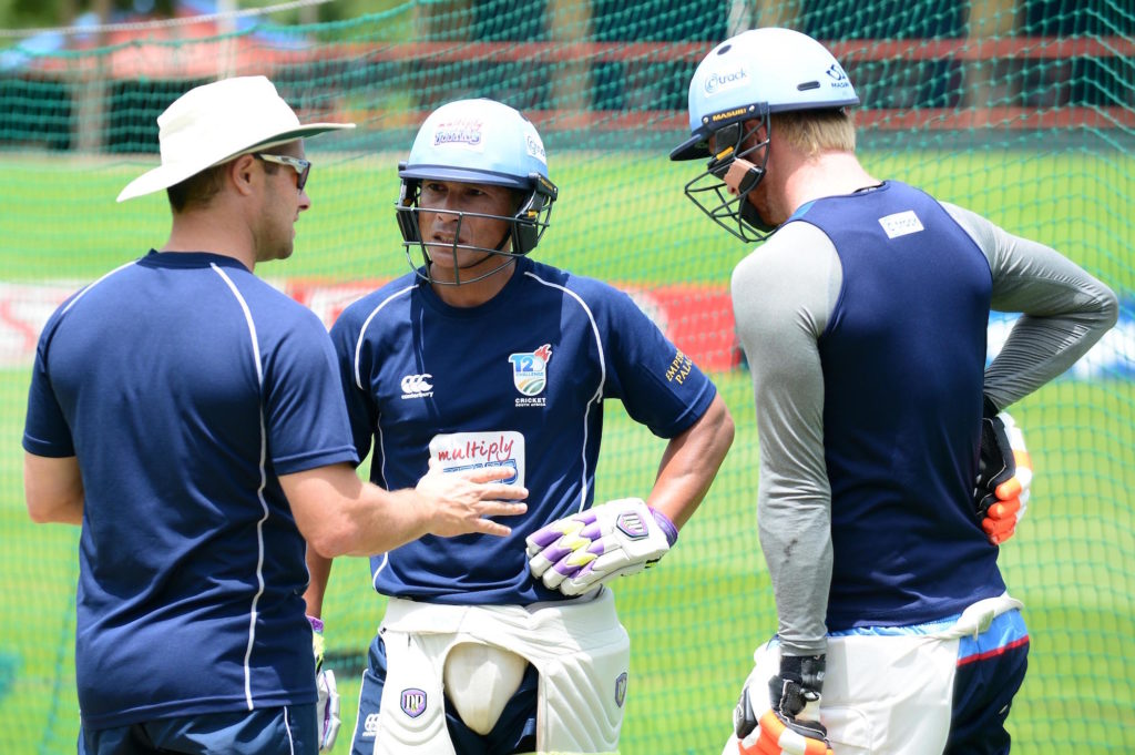 Titans in pole position to retain title