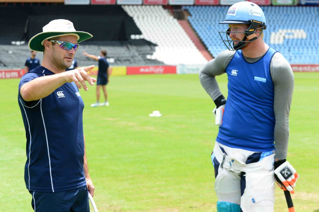 'Old dog' Boucher must learn new tricks