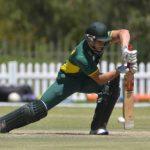Van Tonder named new SA U19 skipper