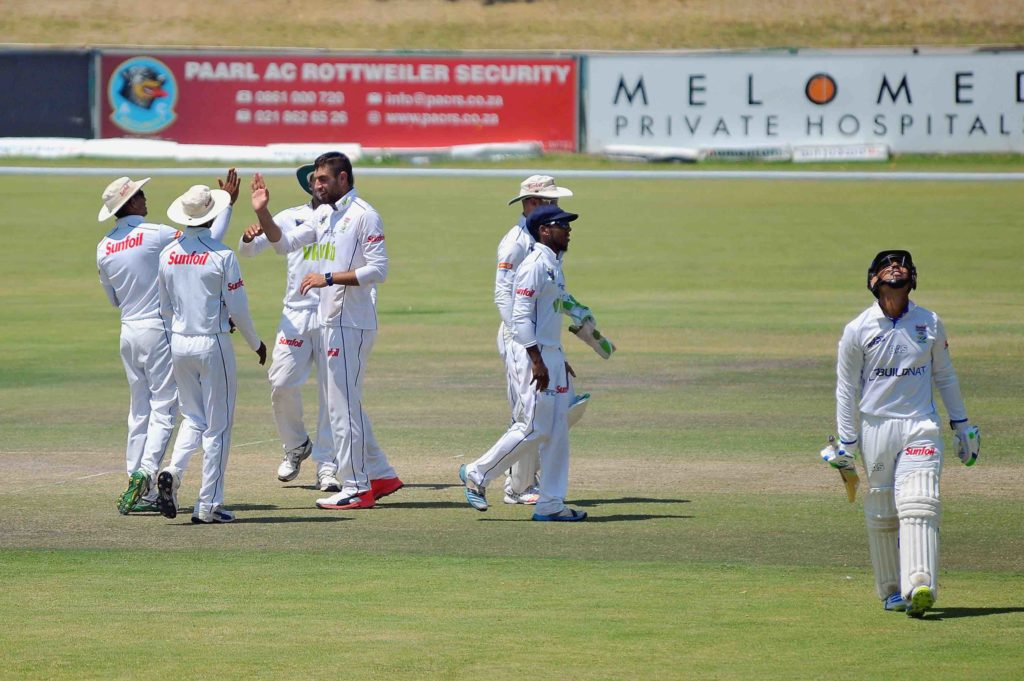 Knights clinch Sunfoil Series title