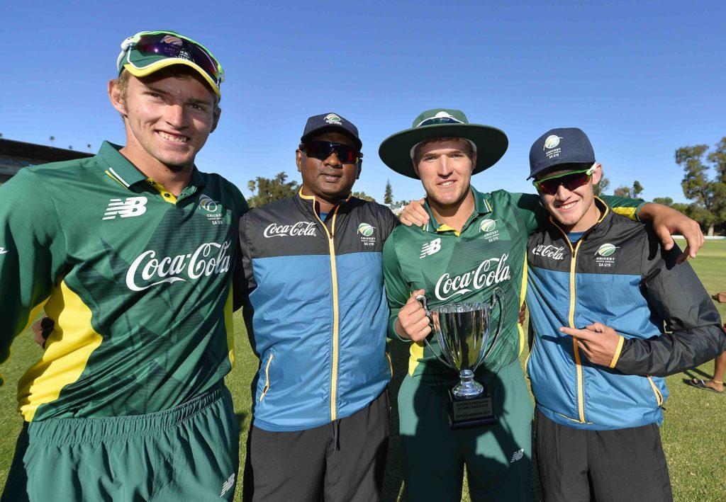 SA U19 win series 2-1