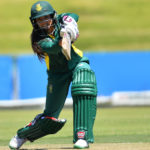 Proteas crumble despite Luus fifty