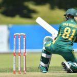 Van Niekerk lands highest honour