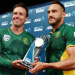 AB isn't keen to play – Faf