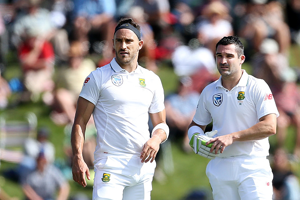Faf in doubt for first Test
