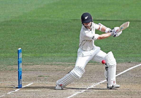 Williamson, Raval steer NZ past 200