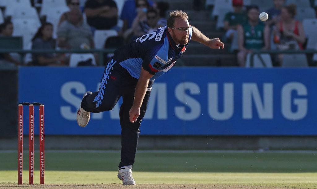 Von Berg spins Titans to second