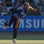 Von Berg spins Titans to second
