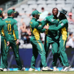 Rabada leads Proteas charge