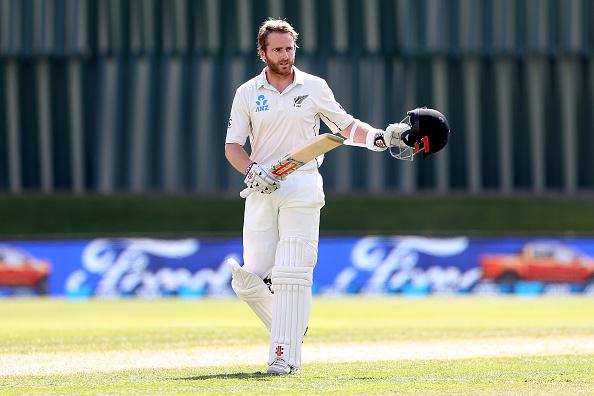 Williamson ton boosts Kiwis