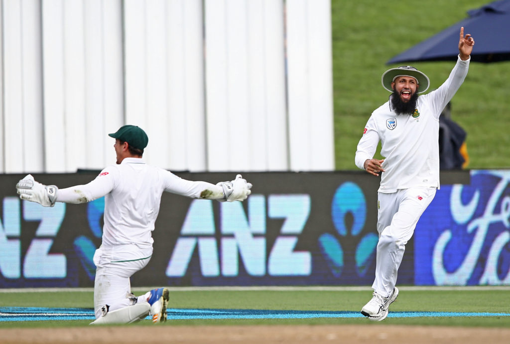 Seamers stopped NZ getting away